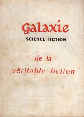 Galaxie Science Fiction N°6