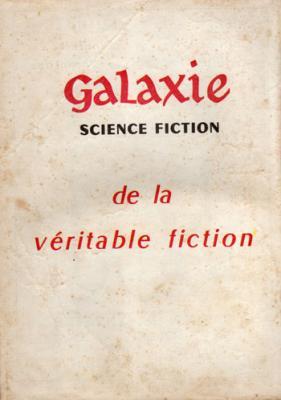 Galaxie Science Fiction N°7