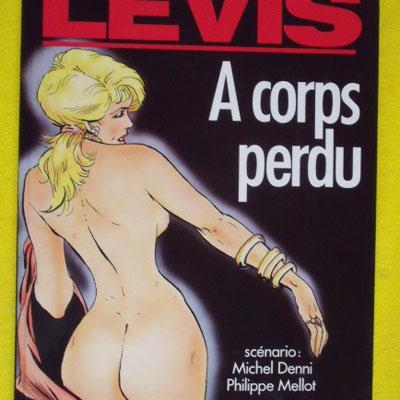 A corps perdu par Levis