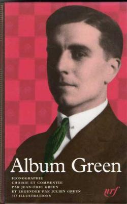 Album Green par Jean-Eric Green VENDU
