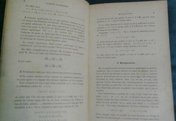 Algebre2