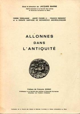 Biarne Jacques dirige Allonnes dans l'antiquité Réservé