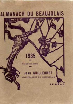 Collectif Almanach du Beaujolais 1935