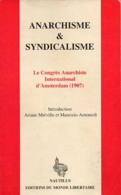 Anarchisme et syndicalisme
