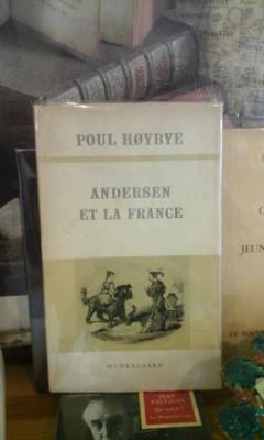 Hoybye Poul Andersen et la France
