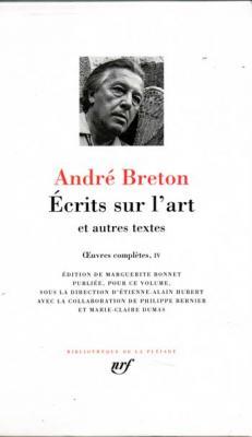 Breton André Oeuvres complètes Tome 1 à 4