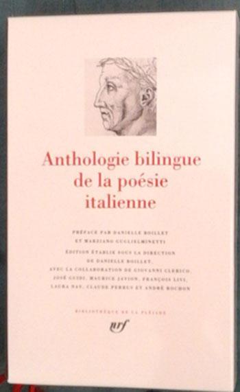 Anthologiebilingue