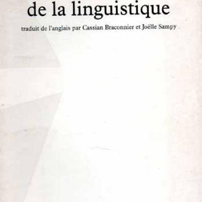 Kuroda S.Y. Aux quatre coins de la linguistique