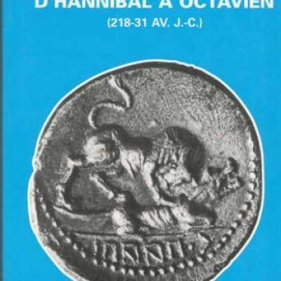 L'Italie et la Sicile d'Hannibal à Octavien par C.Badel et A.Bérenger