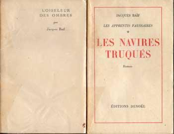 Les apprentis faussaires par Jacques Baïf