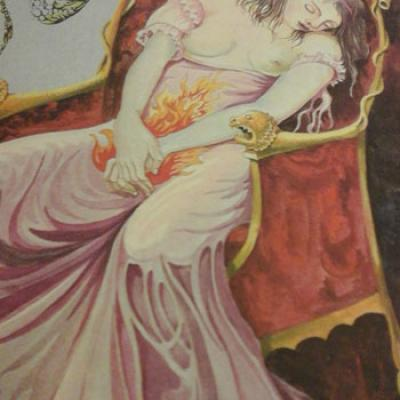 Barbey d'Aurevilly Oeuvres fantastiques illustrées par Aimé Henry