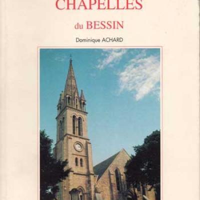 Eglises et chapelles du Bessin par Dominique Achard