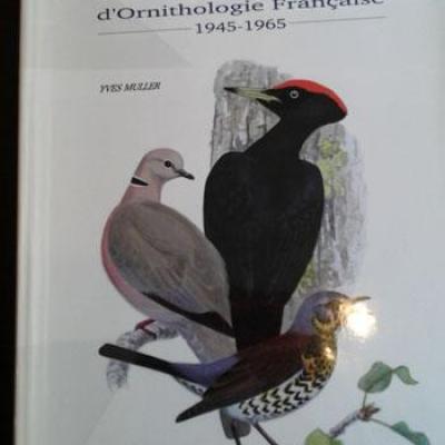Bibliographiedornithologie