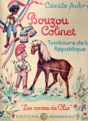 Bouzou Colinet Tambours de la république par Cécile Aubry