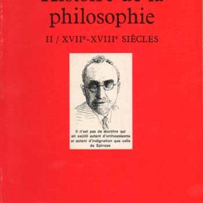Histoire de la philosophie Tome II par Emile Bréhier
