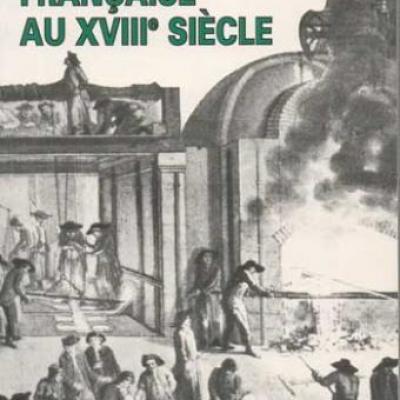 L'économie française au XVIIIième siècle par Paul Butel
