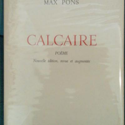 Pons Max Calcaire