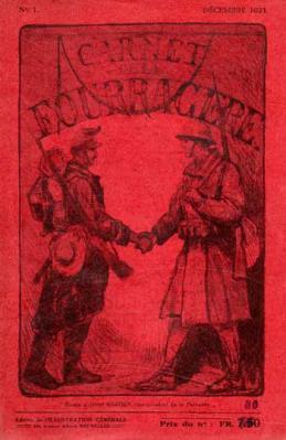 Collectif Carnet de la Fourragère Numéro 1 Décembre 1924