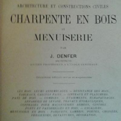 Charpenteenbois