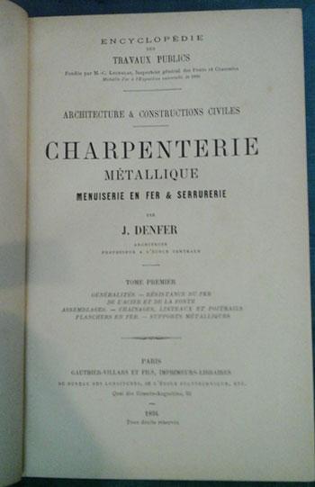 Charpenteriem 1