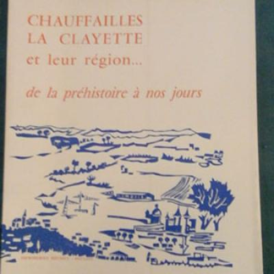 Perche Jean Chaufailles La Clayette et leur région...