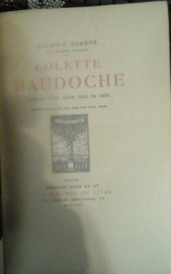 Colettebaudroche