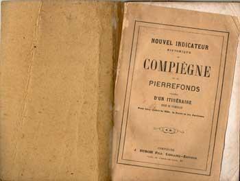 Nouvel indicateur historique de Compiègne et de Pierrefonds