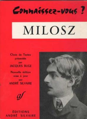 Connaissez-vous Milosz