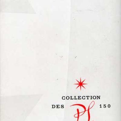 Collection des 150. Considérations ou histoires sous la langue par Pierre Seghers