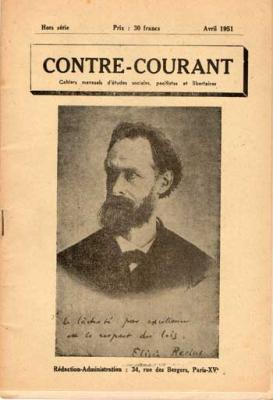 Contre-courant Avril 1951 Hors série