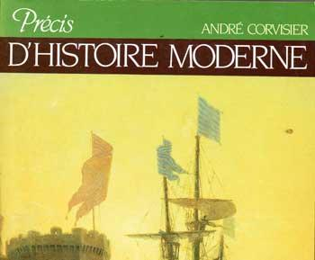 Corvisier André Précis d'histoire moderne