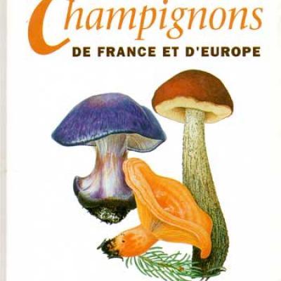 Courtecuisse R. et Duhem B. Guide des champignons de France et d'Europe