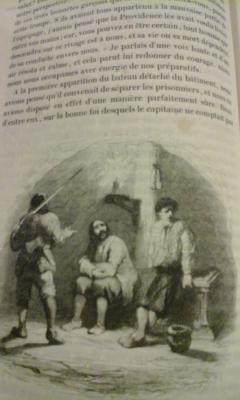 Defoe Daniel Aventures de Robinson Crusoé Illustrations Grandville