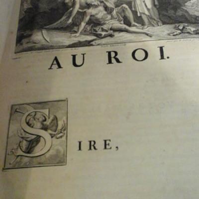 Dictionnaire de l'Académie françoise 1762