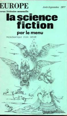 Collectif La science fiction Revue Europe
