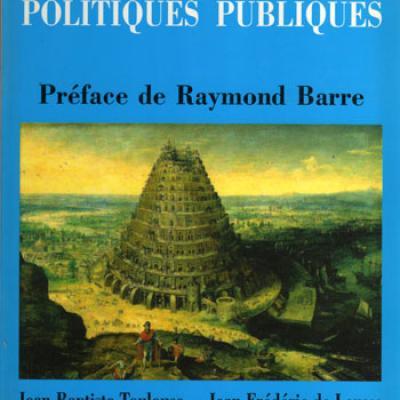 Finances publiques et politiques publiques