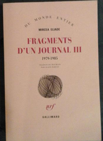 Fragmentsdunjournalmircea