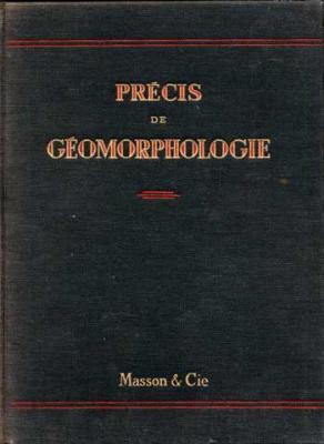 Derruau M. Précis de géomorphologie