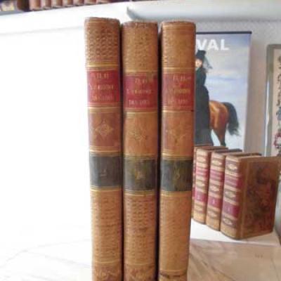 De l'origine des lois, des arts et des sciences par Goguet