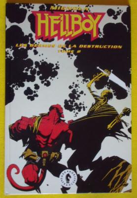 Hellboy Les germes de la destruction tome 2 par Michael Mignola