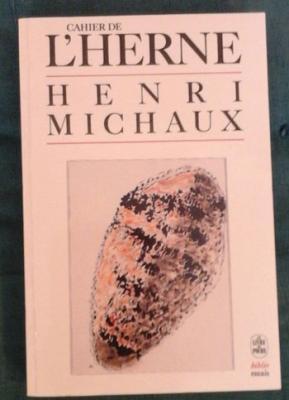 Cahier de l'Herne présente Henri Michaux