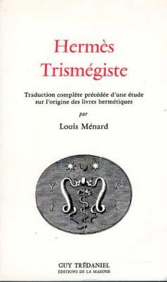 Ménard Louis Hermès Trisimégiste