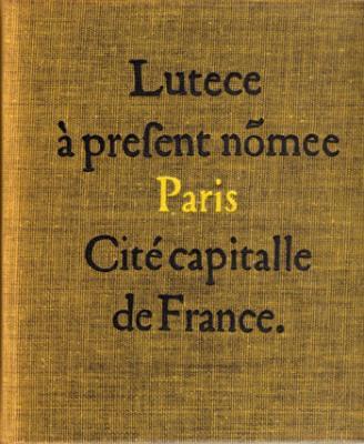 Connaissance du vieux Paris par Jacques Hillairet