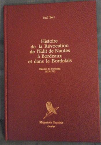 Histoiredelarevocation