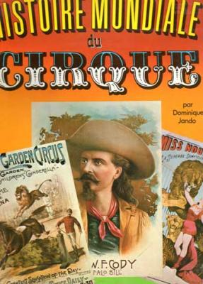 Jando Dominique Histoire mondiale du cirque