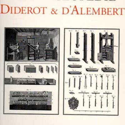 Collectif Imprimerie Reliure Encyclopédie Diderot et d'Alembert