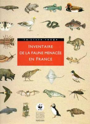 Collectif Inventaire de la faune menacée en France