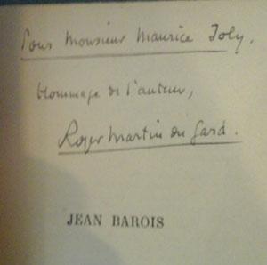 Jeanbarois