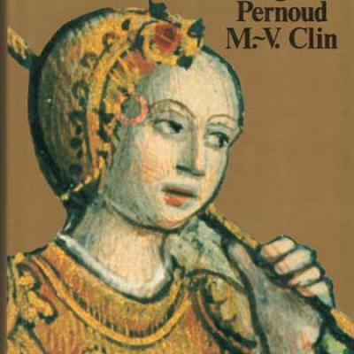 Jeanne d'Arc par Régine Pernoud et M.V.Clin