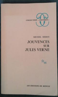 Serres Michel Jouvences sur Jules Verne